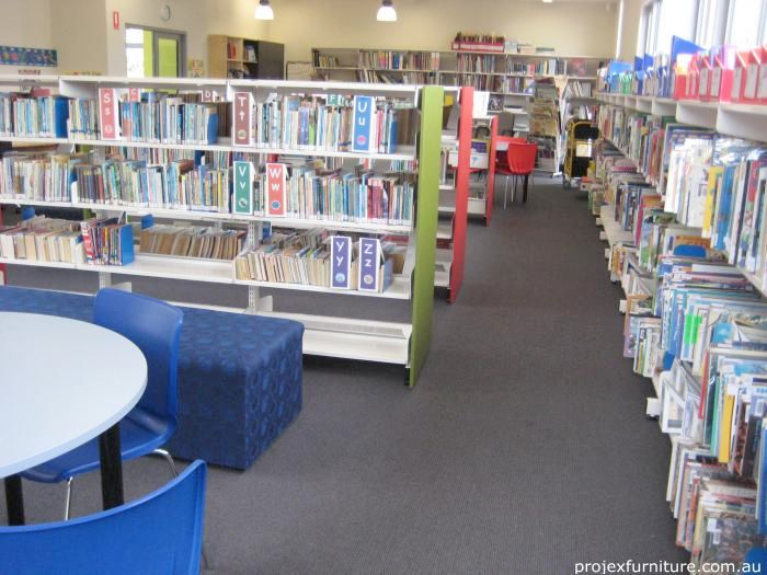 Goodwood Primary School School Library Furniture And Classroom Furniture For Students And Staff